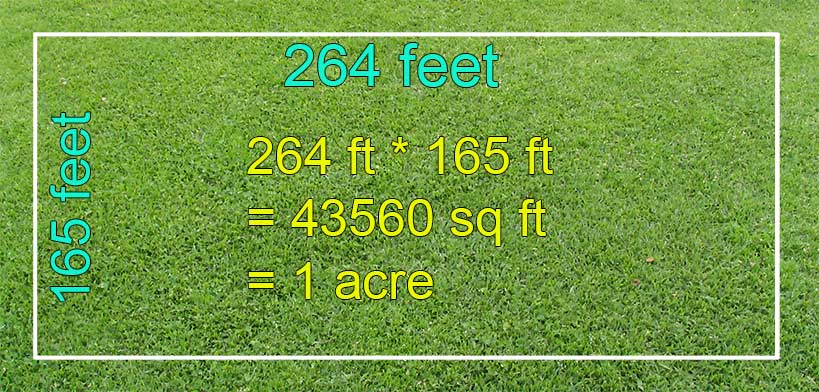 The Length Of Rectangle 100 Yards Width 25 Each Square Has An Area 625 And A Side